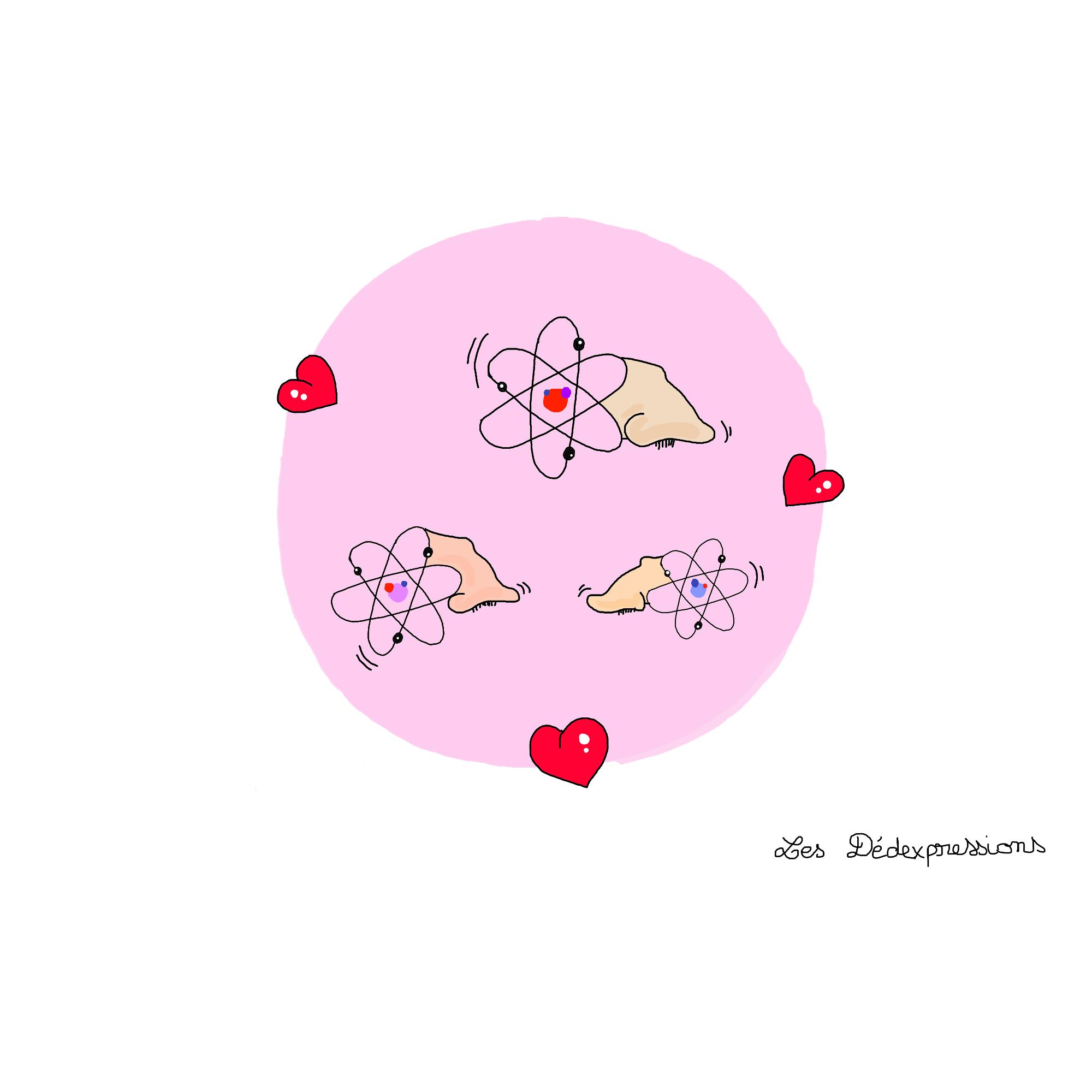 Avoir des atomes crochus Les Dédexpressions