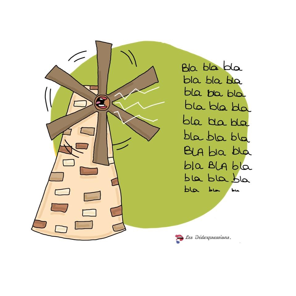 Un moulin a paroles Les Dédexpressions